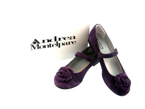 Andrea Montelpare kids shoes