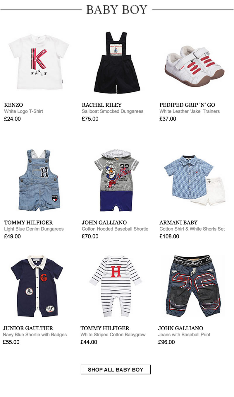 91117f92332 Baby boys designers clothes new collection summer  15